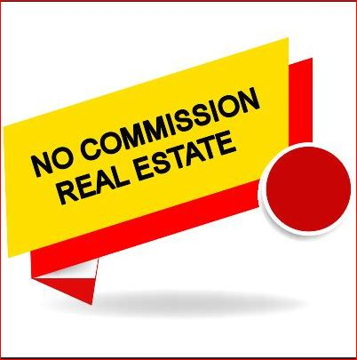 No Commission Realtor